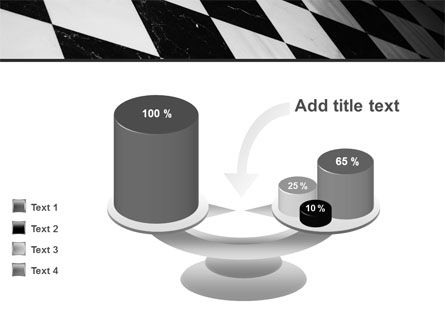 Checkered Surface PowerPoint Template Slide 10