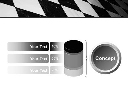 Checkered Surface Free PowerPoint Template Slide 11