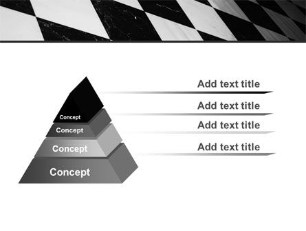 Checkered Surface PowerPoint Template Slide 12