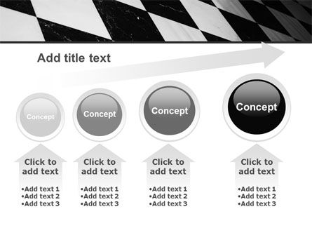 Checkered Surface Free PowerPoint Template Slide 13