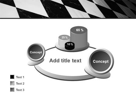 Checkered Surface PowerPoint Template Slide 16