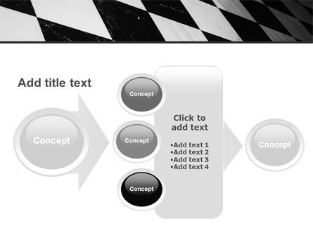Checkered Surface PowerPoint Template Slide 17