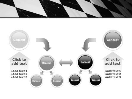 Checkered Surface Free PowerPoint Template Slide 19