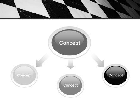 Checkered Surface PowerPoint Template Slide 4