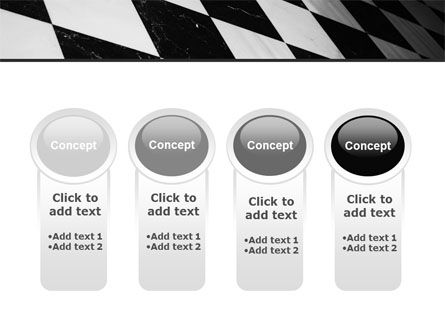 Checkered Surface PowerPoint Template Slide 5