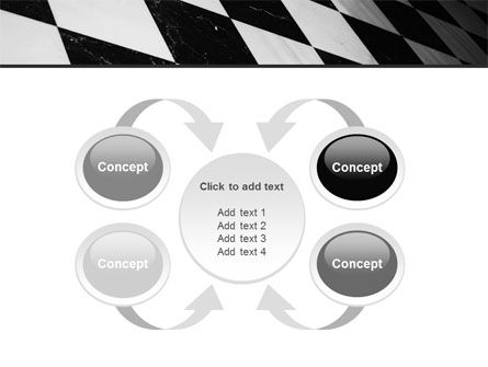 Checkered Surface Free PowerPoint Template Slide 6
