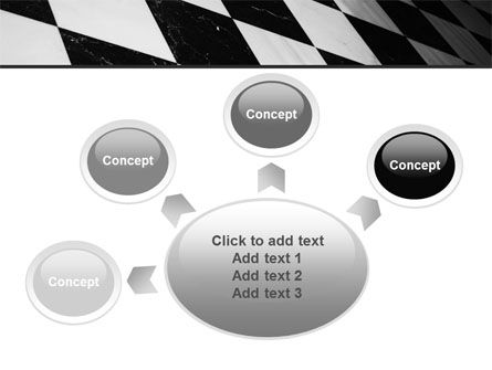 Checkered Surface PowerPoint Template Slide 7