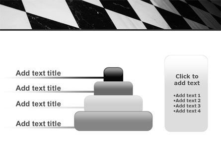 Checkered Surface PowerPoint Template Slide 8