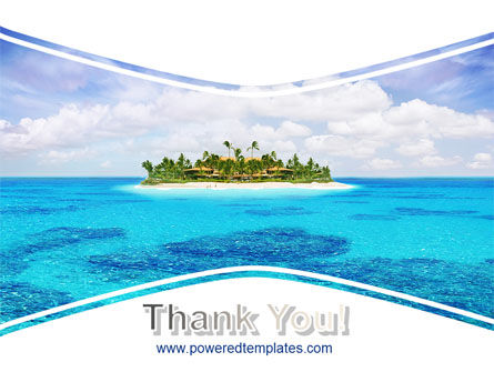 Atoll Reef PowerPoint Template Slide 20
