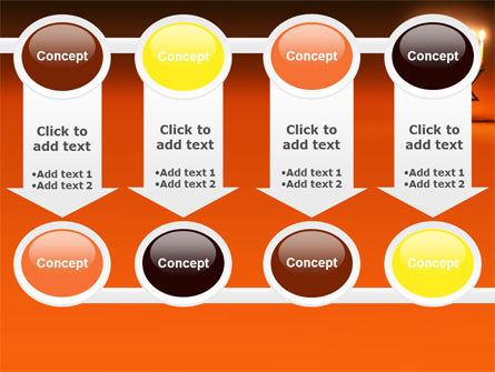 Menorah PowerPoint Template Slide 18