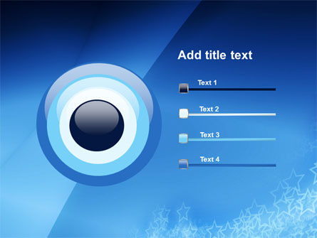 Design Stars PowerPoint Template Slide 9