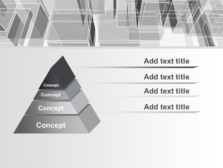 Abstract Architecture PowerPoint Template Slide 12