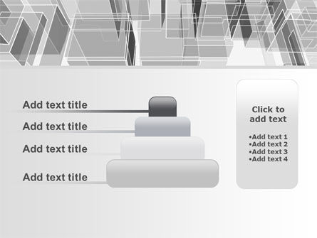 Abstract Architecture PowerPoint Template Slide 8