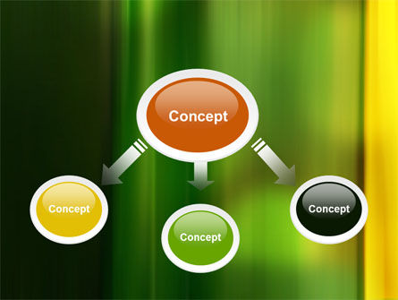 Green and Yellow Theme PowerPoint Template Slide 4