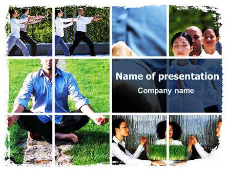 Oriental Medicine PowerPoint Template