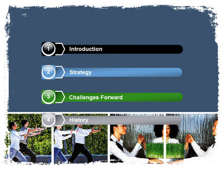 Oriental Medicine PowerPoint Template Slide 3