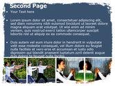 Oriental Medicine PowerPoint Template#2