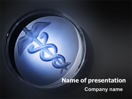 Medical: Medicine PowerPoint Template #06812