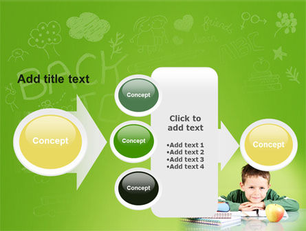 Home Classes PowerPoint Template Slide 17