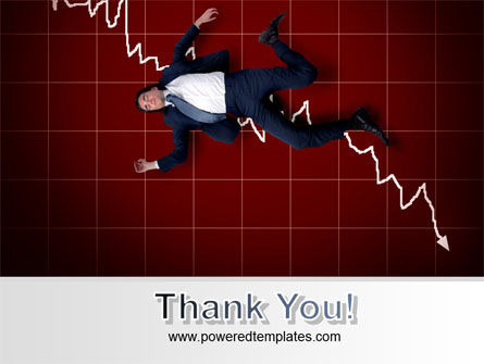 Financial Crisis PowerPoint Template Slide 20