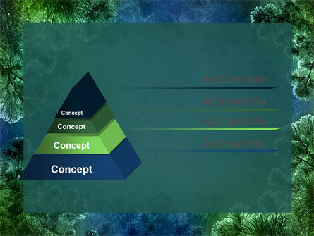 Fir Frame PowerPoint Template Slide 4