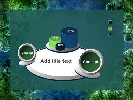Fir Frame PowerPoint Template Slide 6