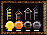 Gold Pressing PowerPoint Template#7