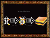Gold Pressing PowerPoint Template#9