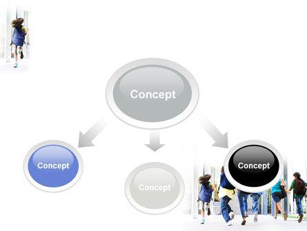 School Kids PowerPoint Template, Slide 4, 06830, Education & Training — PoweredTemplate.com