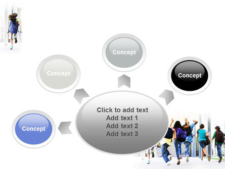 School Kids PowerPoint Template Slide 7