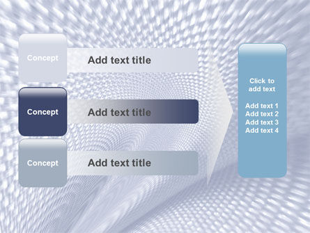 Abstract Texture PowerPoint Template Slide 12