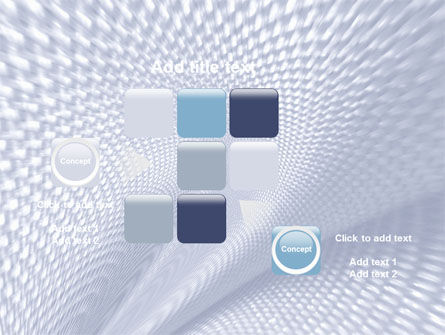 Abstract Texture PowerPoint Template Slide 16