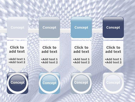 Abstract Texture PowerPoint Template Slide 18