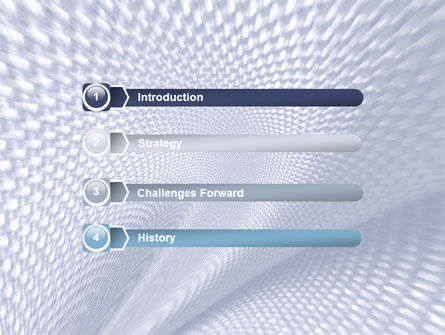 Abstract Texture PowerPoint Template Slide 3