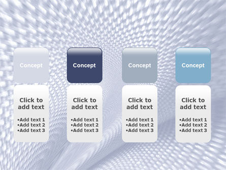 Abstract Texture PowerPoint Template Slide 5