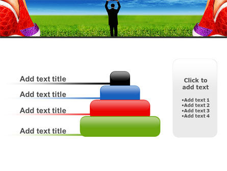 Golf Ball PowerPoint Template Slide 8