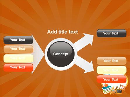 School Learning Theme PowerPoint Template Slide 14