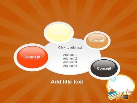 School Learning Theme PowerPoint Template Slide 16