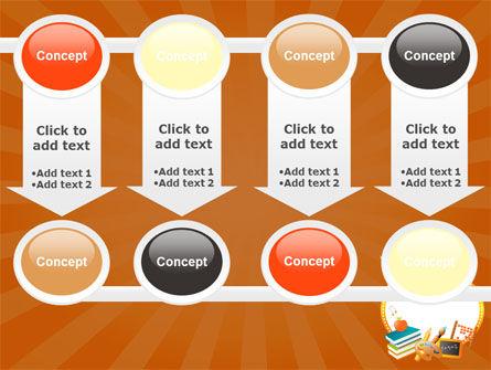 School Learning Theme PowerPoint Template Slide 18