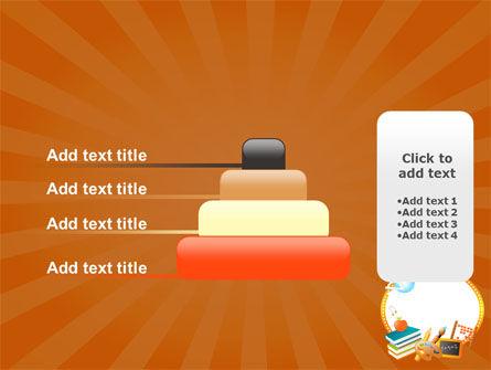 School Learning Theme PowerPoint Template Slide 8