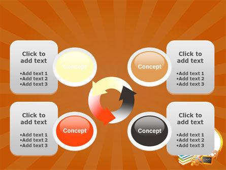 School Learning Theme PowerPoint Template Slide 9