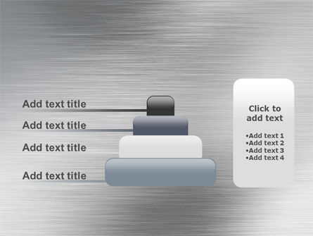 Steel Background PowerPoint Template Slide 8