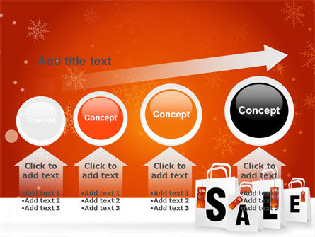 Christmas Sale PowerPoint Template Slide 13