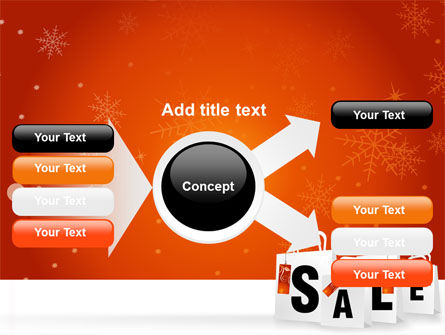Christmas Sale PowerPoint Template Slide 14