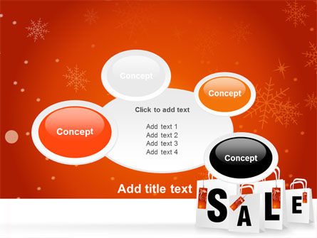 Christmas Sale PowerPoint Template Slide 16