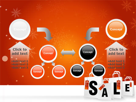 Christmas Sale PowerPoint Template Slide 19