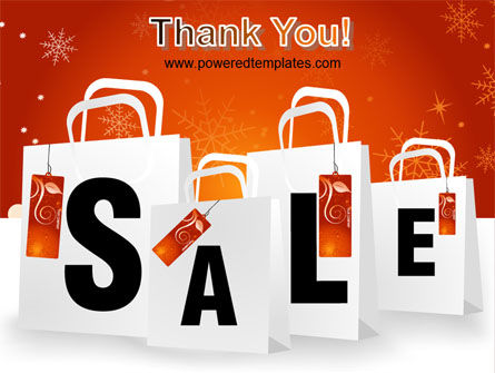 Christmas Sale PowerPoint Template Slide 20