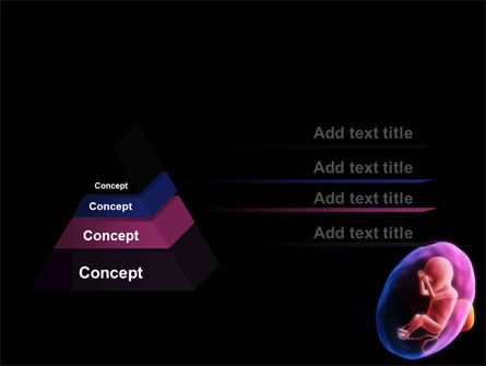 Fetus PowerPoint Template Slide 12
