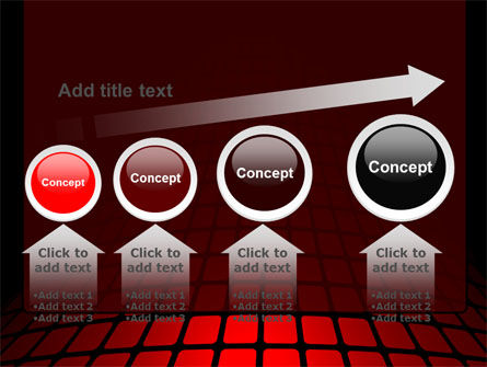 Curvature PowerPoint Template Slide 13