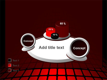 Curvature PowerPoint Template Slide 16